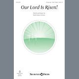 Ruth Elaine Schram Our Lord Is Risen Sheet Music and Printable PDF Score | SKU 177039