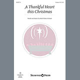 Ruth Elaine Schram A Thankful Heart This Christmas Sheet Music and Printable PDF Score | SKU 152219