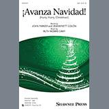 Ruth Morris Gray !Avanza Navidad! (Hurry, Hurry, Christmas!) Sheet Music and Printable PDF Score | SKU 154509