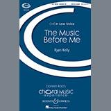 Ryan Kelly The Music Before Me Sheet Music and Printable PDF Score | SKU 254975