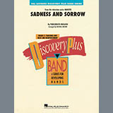 Taylor Davis Sadness and Sorrow (from Naruto) (arr. Michael Brown) - Eb Alto Saxophone 1 Sheet Music and Printable PDF Score | SKU 418279