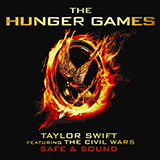 Taylor Swift Safe & Sound (feat. The Civil Wars) (from The Hunger Games) Sheet Music and Printable PDF Score | SKU 163703