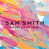 Download or print Sam Smith Money On My Mind Digital Sheet Music Notes and Chords - Printable PDF Score