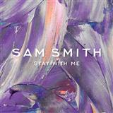 Sam Smith Stay With Me Sheet Music and Printable PDF Score | SKU 189287