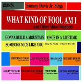 Download or print Sammy Davis Jr. What Kind Of Fool Am I (from Stop The World, I Want To Get Off) Digital Sheet Music Notes and Chords - Printable PDF Score