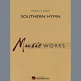 Samuel R. Hazo Southern Hymn - Piccolo Sheet Music and Printable PDF Score | SKU 278242