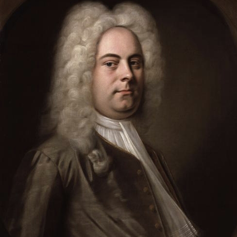 George Frideric Handel image and pictorial