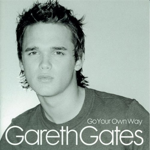 Gareth Gates image and pictorial