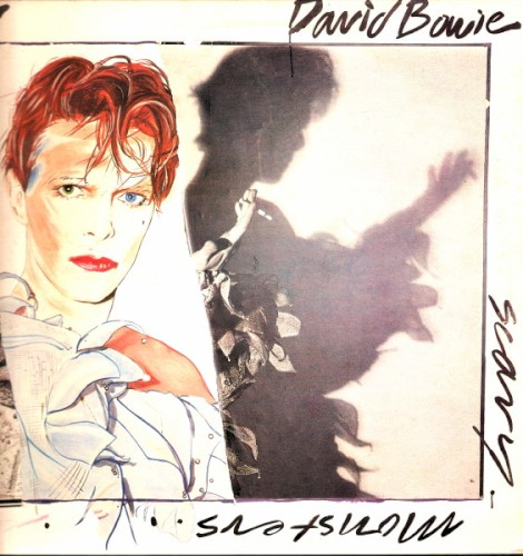 David Bowie Scary Monsters Sheet Music and Printable PDF Score | SKU 22880