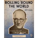 Scott Sanders Rolling Round The World Sheet Music and Printable PDF Score | SKU 117791