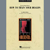 Sean O'Loughlin How to Train Your Dragon - String Bass Sheet Music and Printable PDF Score | SKU 344149
