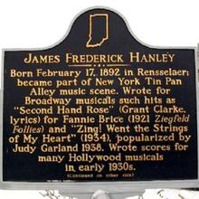 James F. Hanley Second Hand Rose (from Second Avenue) Sheet Music and Printable PDF Score | SKU 21550