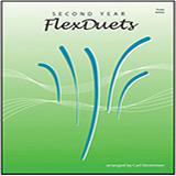 Carl Strommen Second Year FlexDuets - Viola Sheet Music and Printable PDF Score | SKU 458286