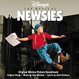 Alan Menken Seize The Day (from Newsies) Sheet Music and Printable PDF Score | SKU 485319