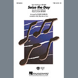 Alan Menken Seize The Day (from Newsies) (arr. Roger Emerson) Sheet Music and Printable PDF Score | SKU 415966
