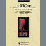 Claude-Michael Schonberg Selections from Les Miserables (arr. Bob Lowden) - Bb Clarinet 1 Sheet Music and Printable PDF Score | SKU 411676