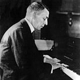 Sergei Rachmaninoff Preludes Op.32, No.5 Moderato Sheet Music and Printable PDF Score   SKU 117645