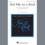 John Leavitt Set Me As A Seal Sheet Music and Printable PDF Score | SKU 179665