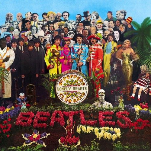 The Beatles Sgt. Pepper's Lonely Hearts Club Band Sheet Music and Printable PDF Score | SKU 102016