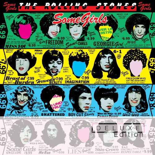 The Rolling Stones image and pictorial