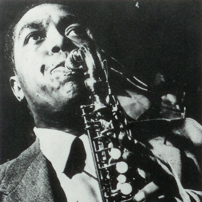 Charlie Parker image and pictorial