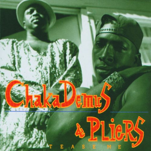Chaka Demus & Pliers image and pictorial