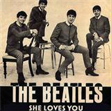 The Beatles She Loves You Sheet Music and Printable PDF Score | SKU 102015