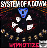 System Of A Down She's Like Heroin Sheet Music and Printable PDF Score | SKU 54457