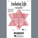 Sheldon Harnick Everlasting Light - Harp Sheet Music and Printable PDF Score | SKU 269256