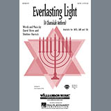 Sheldon Harnick Everlasting Light - Percussion 1 Sheet Music and Printable PDF Score | SKU 269254