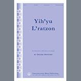 Sherry Kosinski Yih'yu L'ratzon (May the Words) Sheet Music and Printable PDF Score | SKU 451677