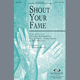J. Daniel Smith Shout Your Fame - Keyboard String Reduction Sheet Music and Printable PDF Score   SKU 284637