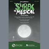 Mark Brymer Shrek: The Musical (Choral Medley) Sheet Music and Printable PDF Score | SKU 284738