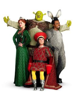 Download Shrek The Musical 'Don't Let Me Go' Digital Sheet Music Notes & Chords and start playing in minutes