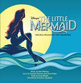 Sierra Boggess Beyond My Wildest Dreams (from The Little Mermaid Musical) Sheet Music and Printable PDF Score   SKU 417191