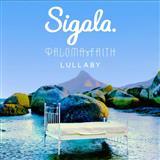 Sigala Lullaby (feat. Paloma Faith) Sheet Music and Printable PDF Score | SKU 125641