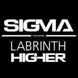 Download or print Sigma Higher (feat. Labrinth) Digital Sheet Music Notes and Chords - Printable PDF Score