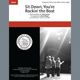 Chiefs of Staff Sit Down, You're Rockin' The Boat (from Guys And Dolls) (arr. David Wright) Sheet Music and Printable PDF Score | SKU 475344