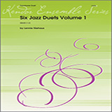 Lennie Niehaus Six Jazz Duets, Volume 1 Sheet Music and Printable PDF Score | SKU 125063