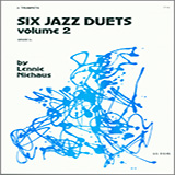Niehaus Six Jazz Duets, Volume 2 Sheet Music and Printable PDF Score | SKU 124816