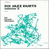 Niehaus Six Jazz Duets, Volume 3 Sheet Music and Printable PDF Score | SKU 124814