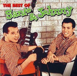 Santo & Johnny image and pictorial