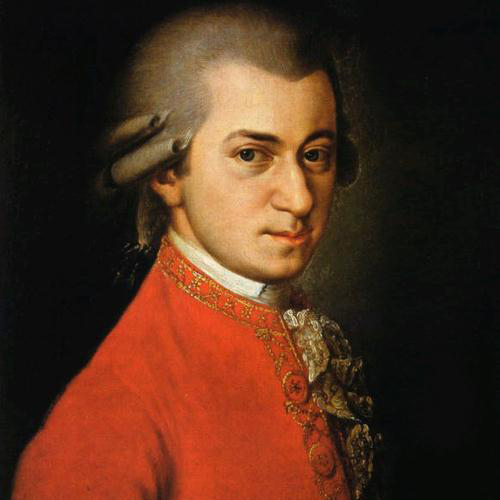 Wolfgang Amadeus Mozart image and pictorial