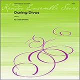 Smales Daring Dives - Percussion 1 Sheet Music and Printable PDF Score | SKU 324035