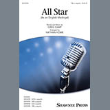 Smash Mouth All Star (As an English Madrigal) (arr. Nathan Howe) Sheet Music and Printable PDF Score | SKU 428502
