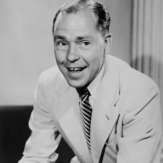 Johnny Mercer image and pictorial