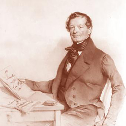 Anton Diabelli image and pictorial