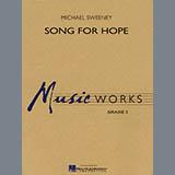 Michael Sweeney Song For Hope - Bb Tenor Saxophone Sheet Music and Printable PDF Score | SKU 299895