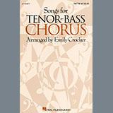 Emily Crocker Songs For Tenor-Bass Chorus (Collection) Sheet Music and Printable PDF Score | SKU 481279