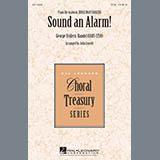 George Frideric Handel Sound An Alarm! (arr. John Leavitt) Sheet Music and Printable PDF Score | SKU 97376
